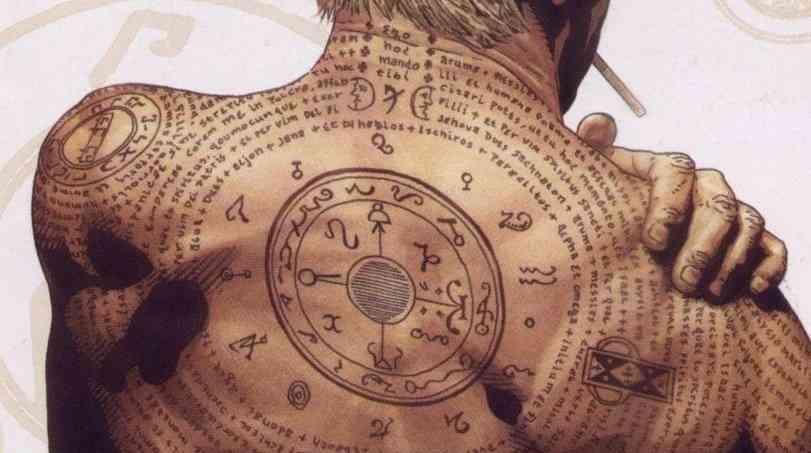 John Constantine'in Kullandığı Mistik Objeler - Sinema Hanedanı
