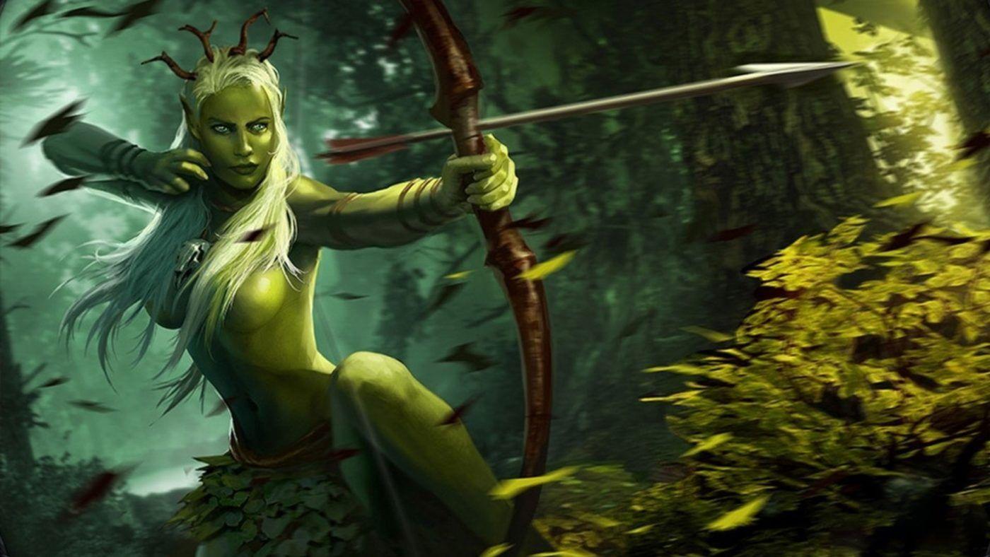 Witcher Evreninde İnsan Olmayanlar - Sinema Hanedanı