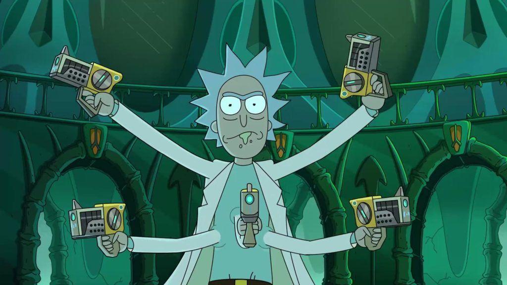 Rick And Morty Geri Dönüyor! - Sinema Hanedanı