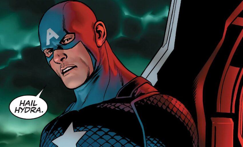 Captain America Hydra ajanı mı? - Sinema Hanedanı