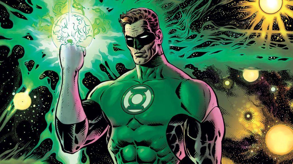 Green Lantern Dizisi Geliyor - Sinema Hanedanı