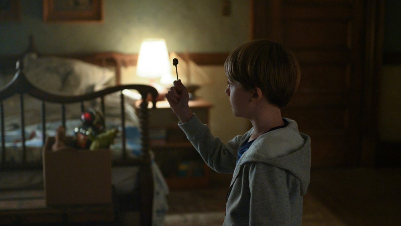 Locke & Key 1. Sezon İncelemesi - Sinema Hanedanı