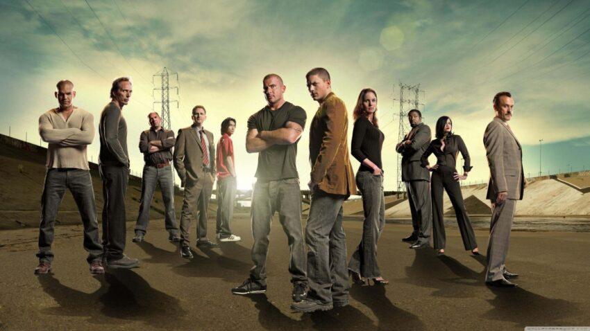 Prison Break Alternatifi 5 Dizi - Geekrobats