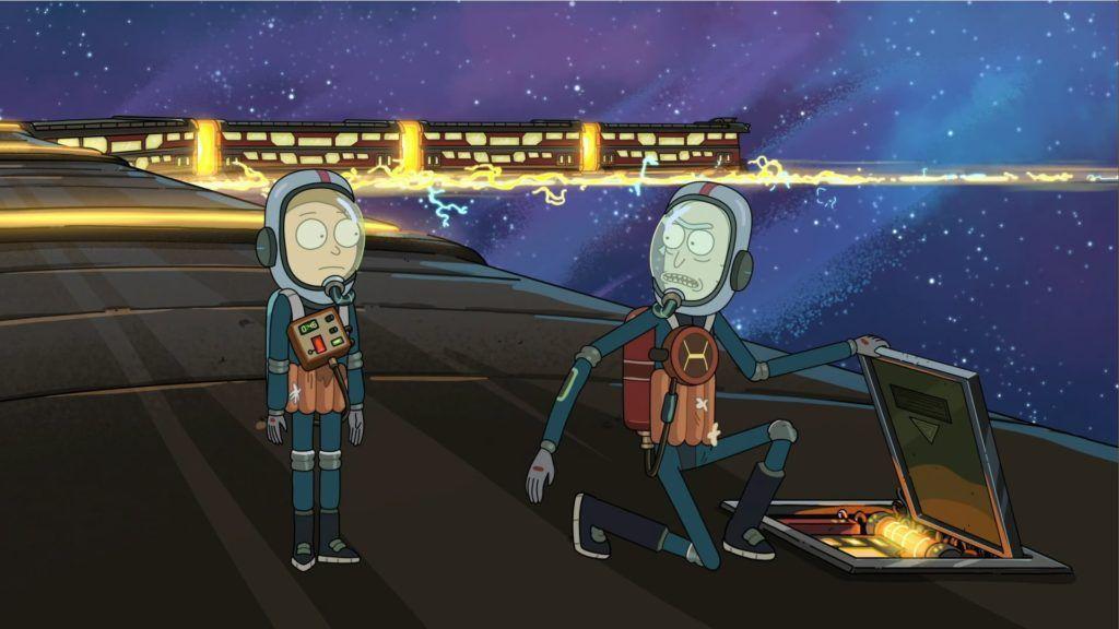 Rick and Morty 4. Sezon 9. Bölüm İncelemesi - Sinema Hanedanı