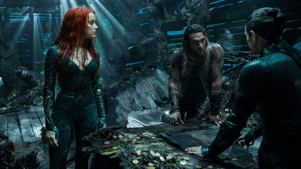 Amber Heard DC'den Kovuldu - Sinema Hanedanı