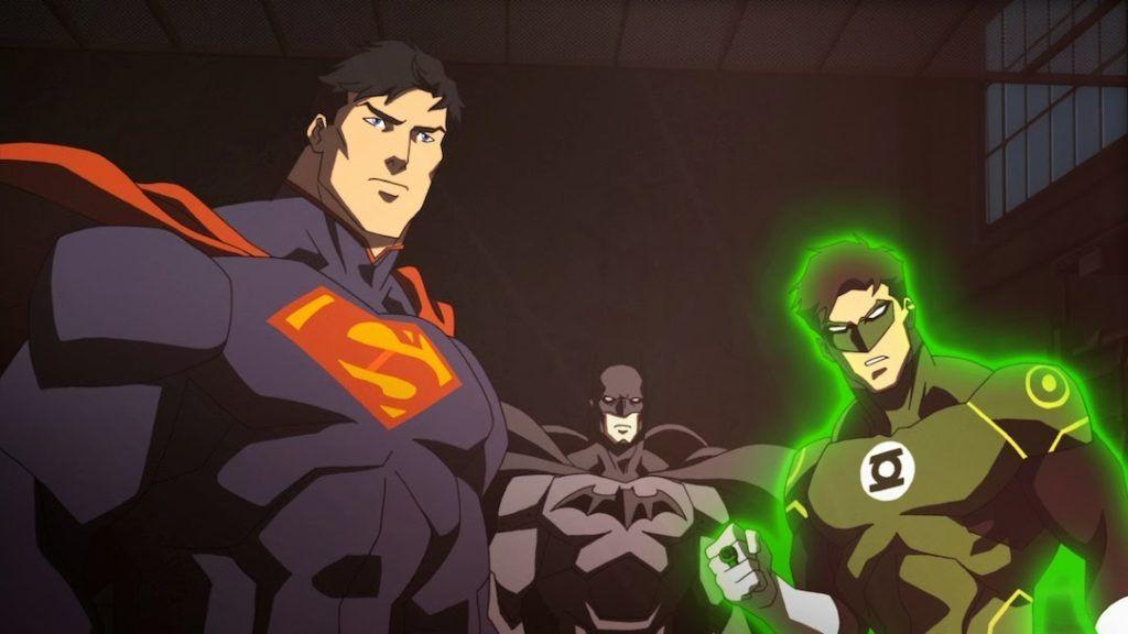 Justice League: War Film İncelemesi - Sinema Hanedanı