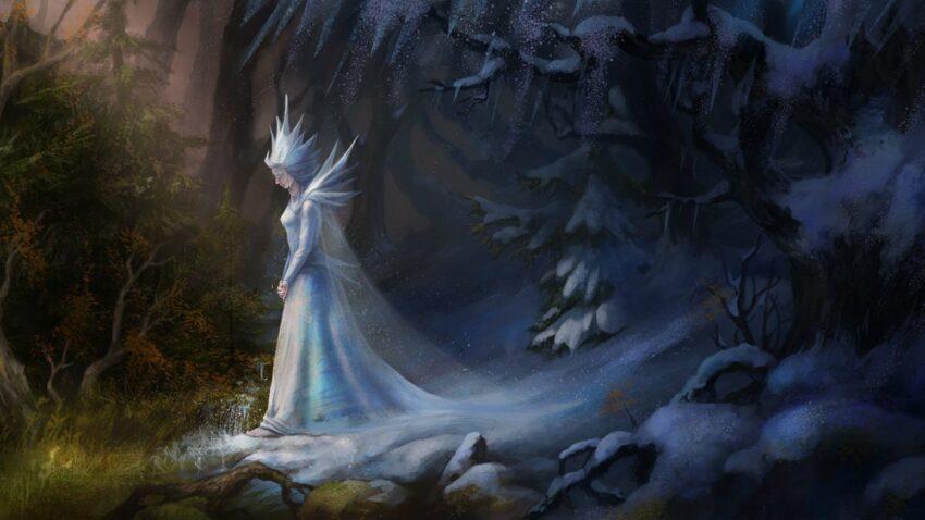 Snow Queen (Kar Kraliçe) Filmi Geliyor! - Sinema Hanedanı
