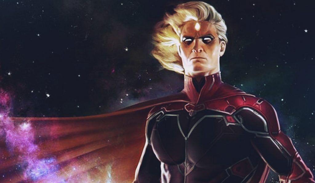 Nova ve Adam Warlock MCU'ya Geliyor - Sinema Hanedanı