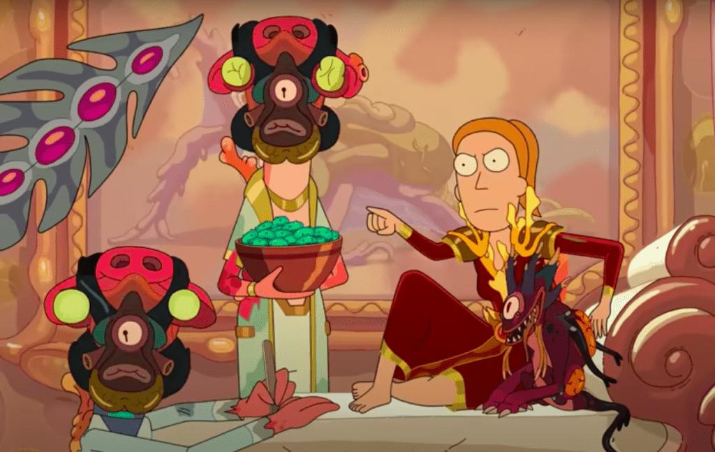 Rick and Morty 4. Sezon 7. Bölüm İncelemesi - Sinema Hanedanı
