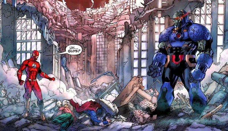 Darkseid Kimdir? | DC'nin En Büyük Kötü Karakteri - Sinema Hanedanı