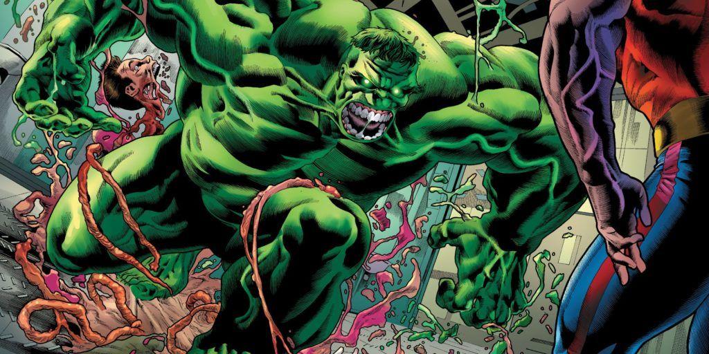 Söylenene Göre Avengers'ın Yeni Kötüsü Hulk Olacak