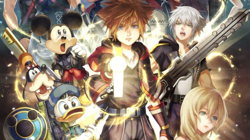 Kingdom Hearts, Disney Plus İçin Geliyor! - Sinema Hanedanı