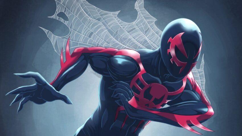 Spider Man 2099 Disney Plus'a Geliyor - Sinema Hanedanı