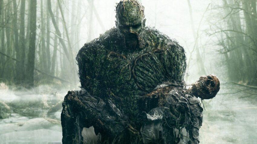 CW Başkanı'nın Swamp Thing İçin Yorum Yaptığı Yeni Poster - Sinema Hanedanı