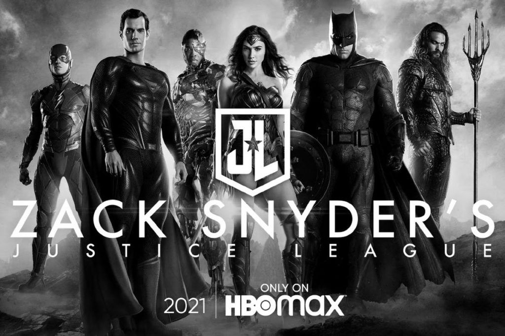 Justice League : Snyder-Cut Hbo Max İçin Geliyor! - Sinema Hanedanı