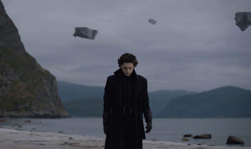 Dune Filminden Haberler Var - Sinema Hanedanı