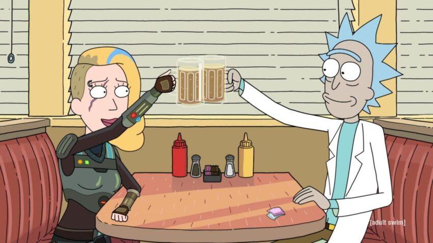 Rick and Morty 4. Sezon 10. Bölüm İncelemesi - Sinema Hanedanı
