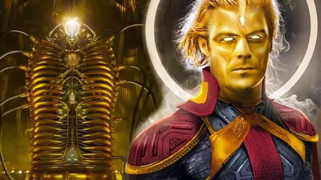 Adam Warlock Kimdir Ruhlar Diyarının Lordu - Sinema Hanedanı