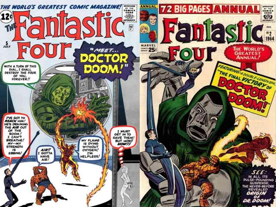 Doctor Doom Kimdir? | Fazlasıyla Güçlü Bir Karakter - Sinema Hanedanı