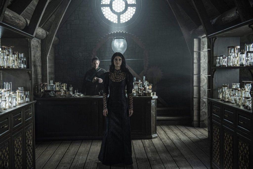 Witcher Evrenine Yeni Bir Dizi Geliyor - Sinema Hanedanı