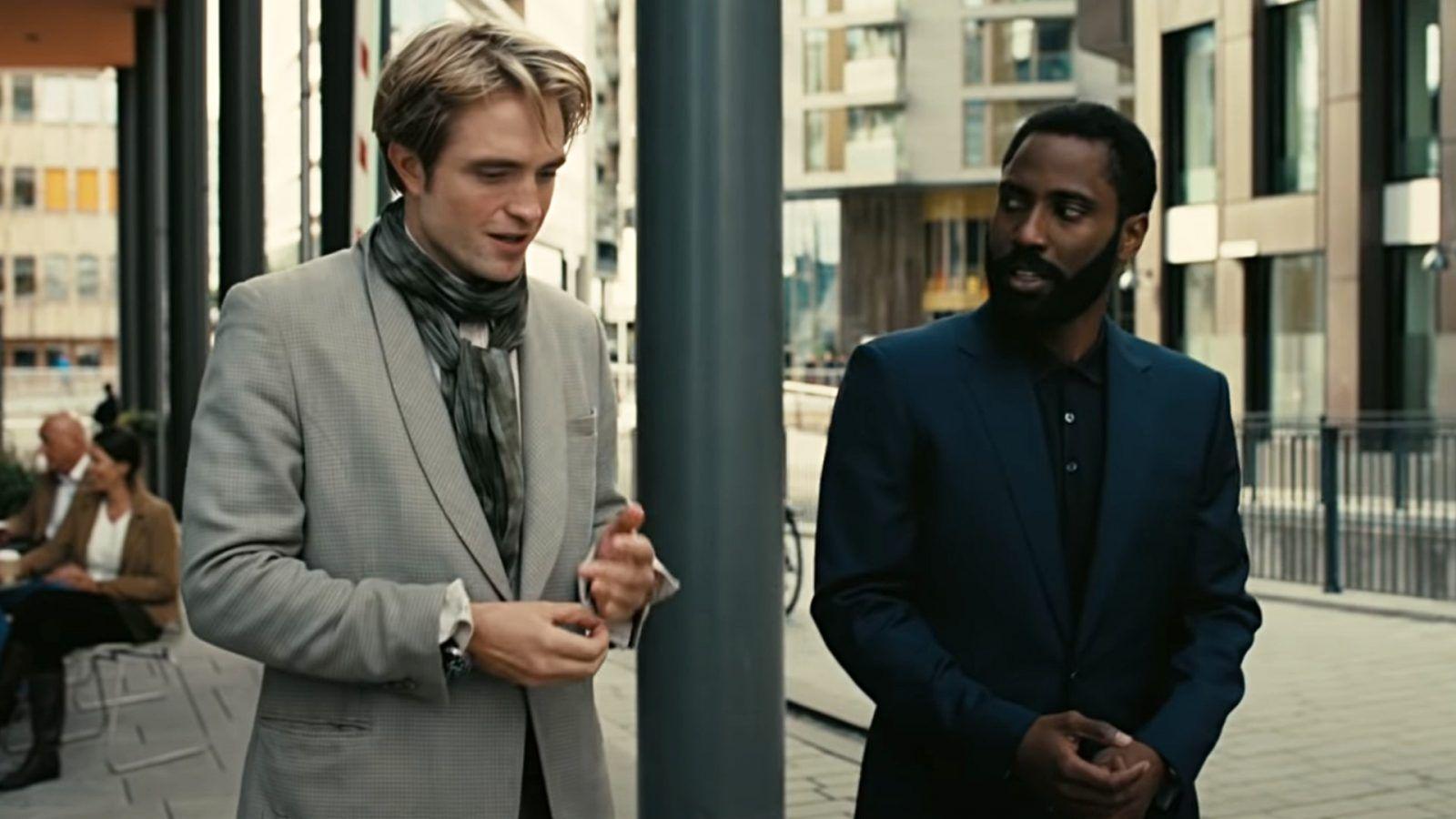 TENET Film İncelemesi | İzlenmeye Değer mi? - Sinema Hanedanı
