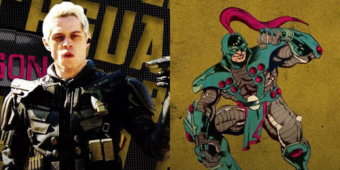 The Suicide Squad 2 Filmindeki Tüm Karakterler - Sinema Hanedanı