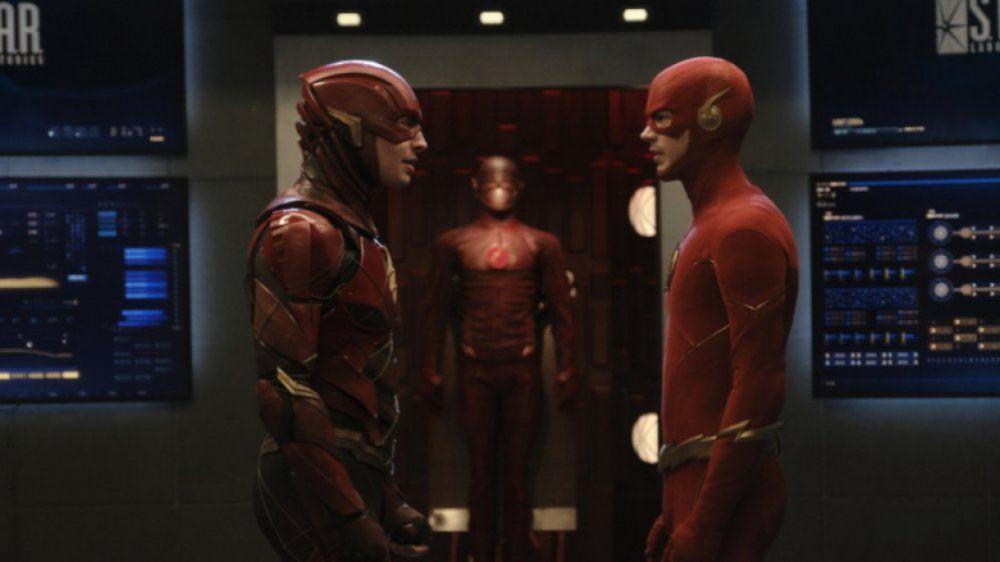 The Flash Filmi Çoklu Evrenleri Anlatacak - Sinema Hanedanı