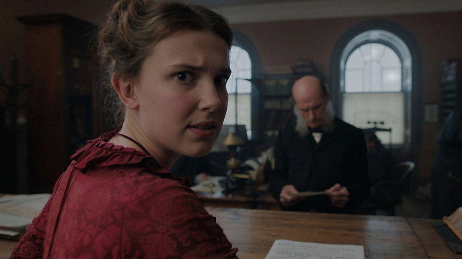 Enola Holmes Filminden Fragman Yayınlandı - Sinema Hanedanı