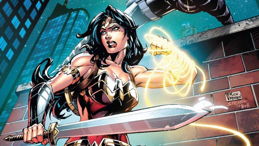 Wonder Woman kimdir? - Sinema Hanedanı