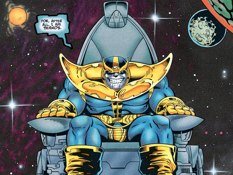Thanos Kimdir? Kimin Nesidir? - Kurgu Dünya