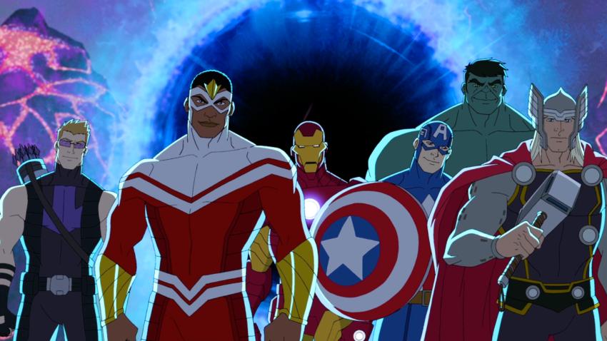 Marvel Animasyon Filmleri İzleme Sırası - Sinema Hanedanı