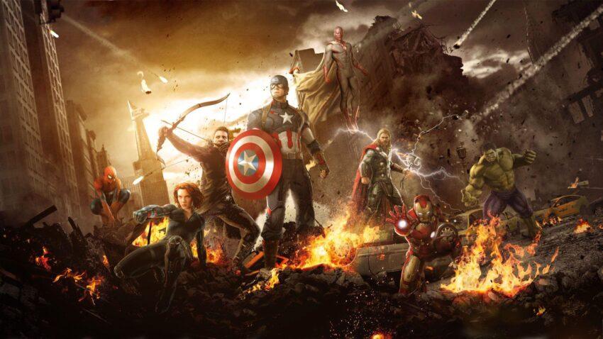 Marvel Filmleri İzleme Sıralaması - Sinema Hanedanı