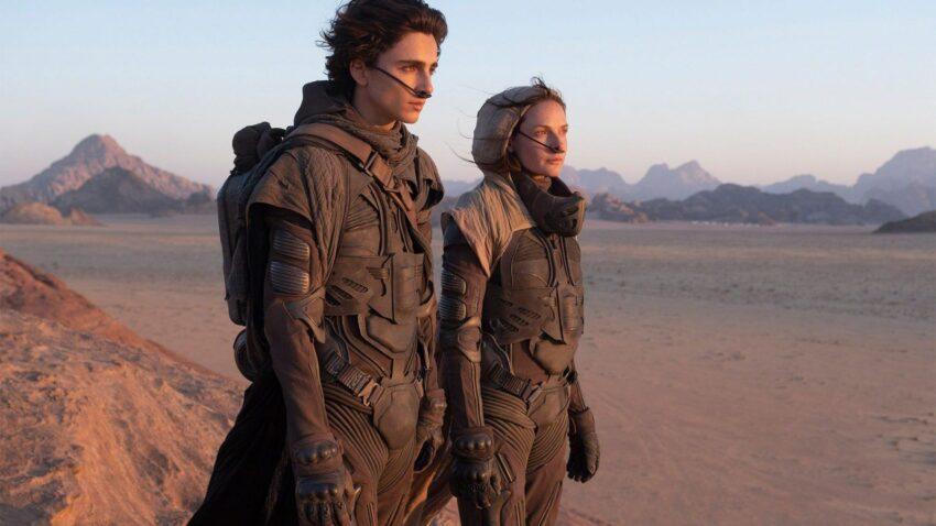 Dune'dan Yeni Görseller Yayınlandı - Sinema Hanedanı