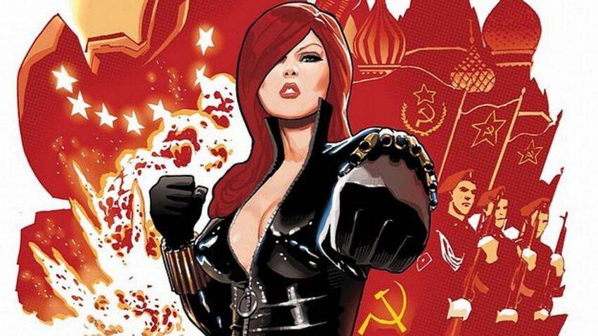 Black Widow Kimdir - Sinema Hanedanı