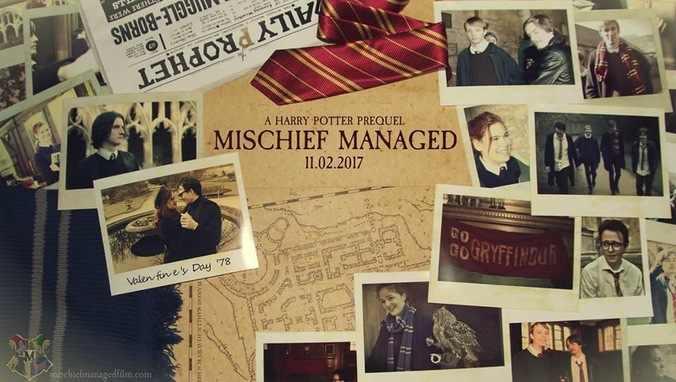 Mischief Managed İncelemesi - Sinema Hanedanı