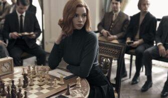 The Queen's Gambit İncelemesi | Netflix'in En İyi Dizisi