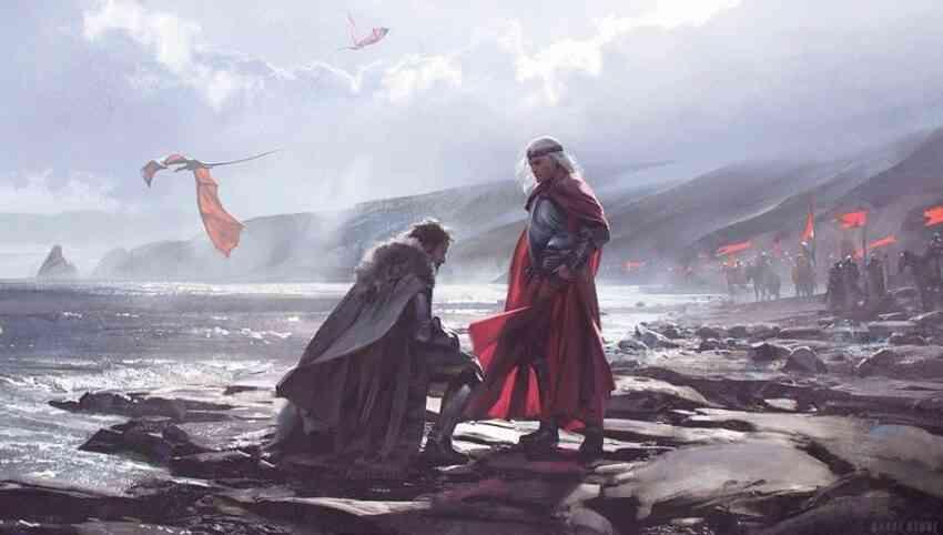 Yeni Game Of Thrones Dizisi: House Of Dragon - Sinema Hanedanı