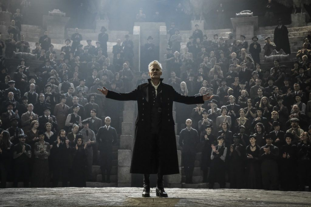 Johnny Depp Grindelwald Rolünü Neden Bıraktı - Sinema Hanedanı