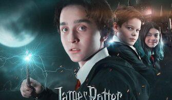 James Potter Ve Kılıcın Varisi İncelemesi: Yerli Hayran Filmi