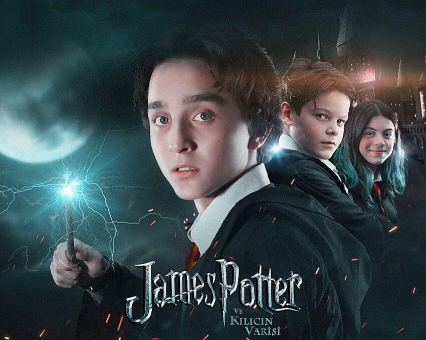 James Potter Ve Kılıcın Varisi İncelemesi - Sinema Hanedanı