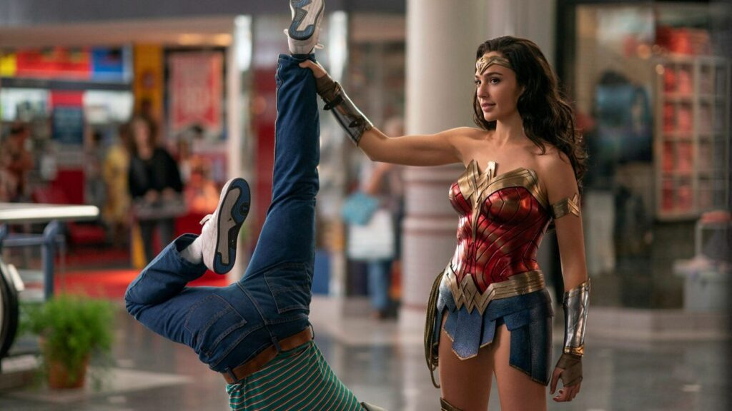 Wonder Woman 1984 İncelemesi - Sinema Hanedanı