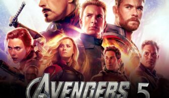 Avengers 5'in Gelişi Resmi Olarak Duyuruldu!