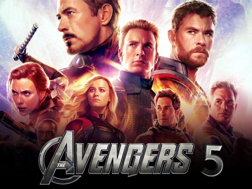 Avengers 5'in Gelişi Kevin Feige Tarafından Onaylandı! - Sinema Hanedanı