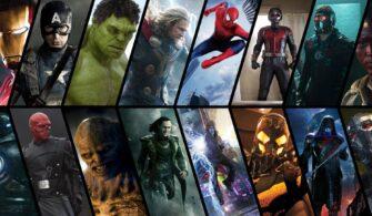 Marvel Sinematik Evreni – 17 Soruluk Dev Marvel Testi
