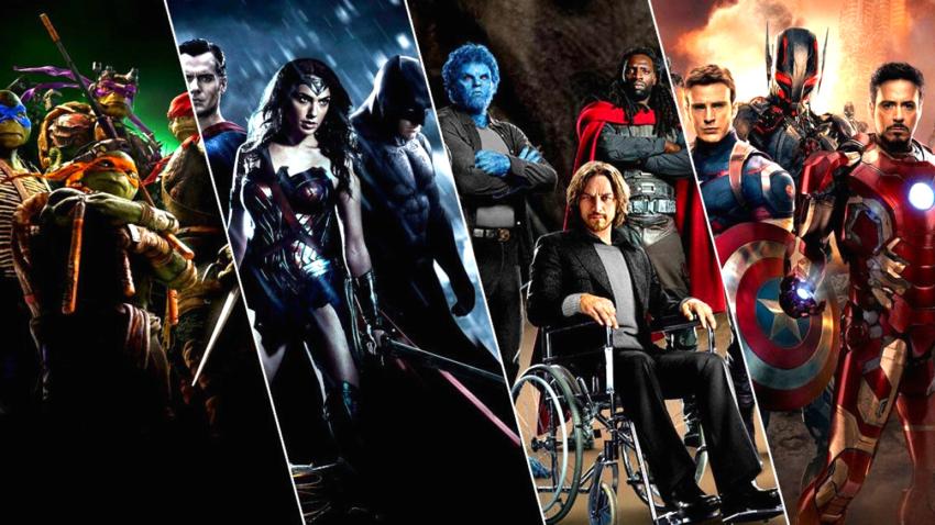 En İyi Süper Kahraman Filmleri - Sinema Hanedanı