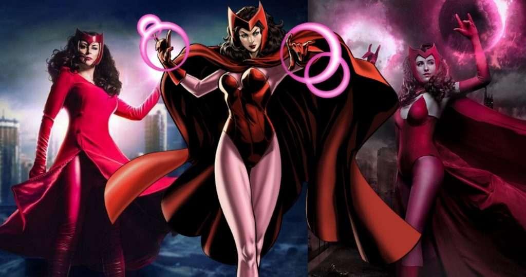Wanda Maximoff Kimdir Marvel'ın Cadısı Scarlet Witch