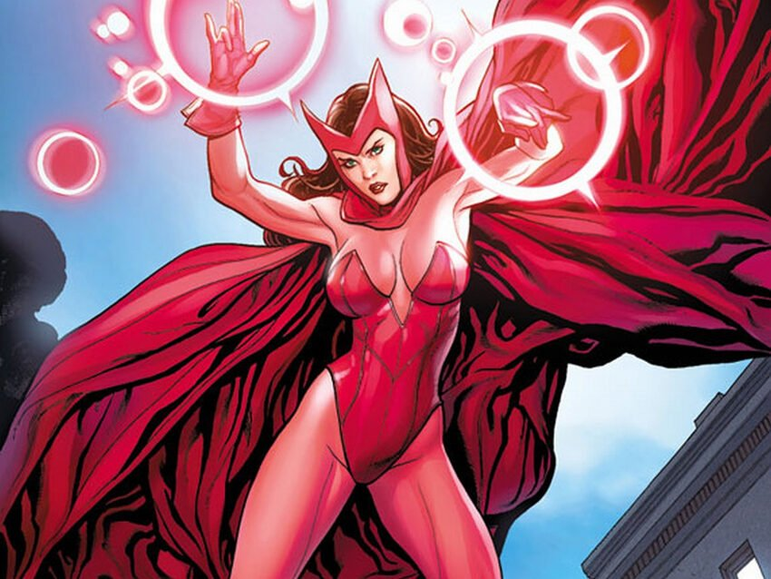 Wanda Maximoff Kimdir? | Marvel'ın Cadısı Scarlet Witch