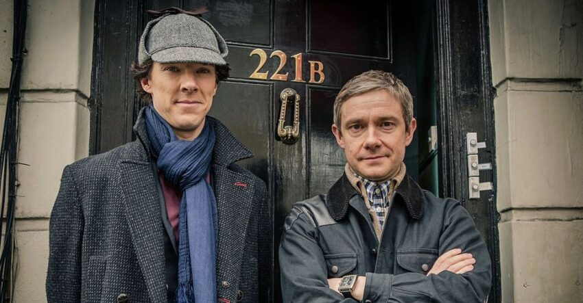 Benedict Cumberbatch Sherlock'un 5. Sezonu Hakkında Konuştu - Sinema Hanedanı