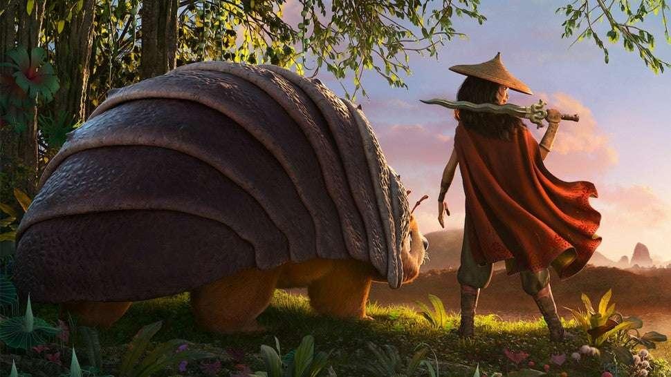 Raya and the Last Dragon İncelemesi - Sinema Hanedanı