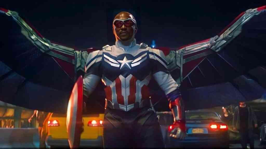 Anthony Mackie Uzun Bir Süre Captain America Olmak İstiyor - Sinema Hanedanı